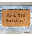 Rohožka před dveře Mr a Mrs