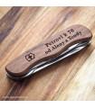 Velký kapesní švýcarský nůž Victorinox s věnováním