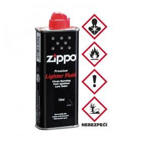 Zippo benzín lze použít i do benzínových zapalovačů jiných značek
